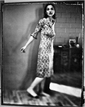Jessica Shokrian, Self Portrait, 2002