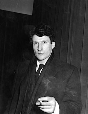 Lucian Freud in 1958.