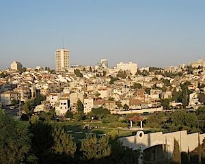 A view of Nachlaot