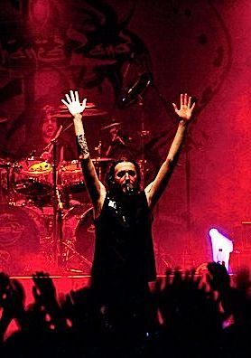 Israeli heavy metal band Orphaned Land perform in Tel Aviv.