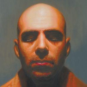 Self portrait by Michael Halak.