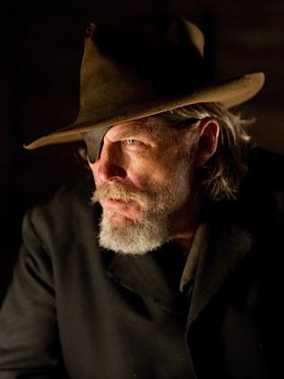 Jeff Bridges as federal marshal Rueben J. ?Rooster? Cogburn in ?True Grit.?