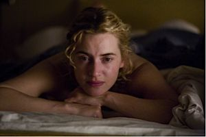 Kate Winslet in ?The Reader?