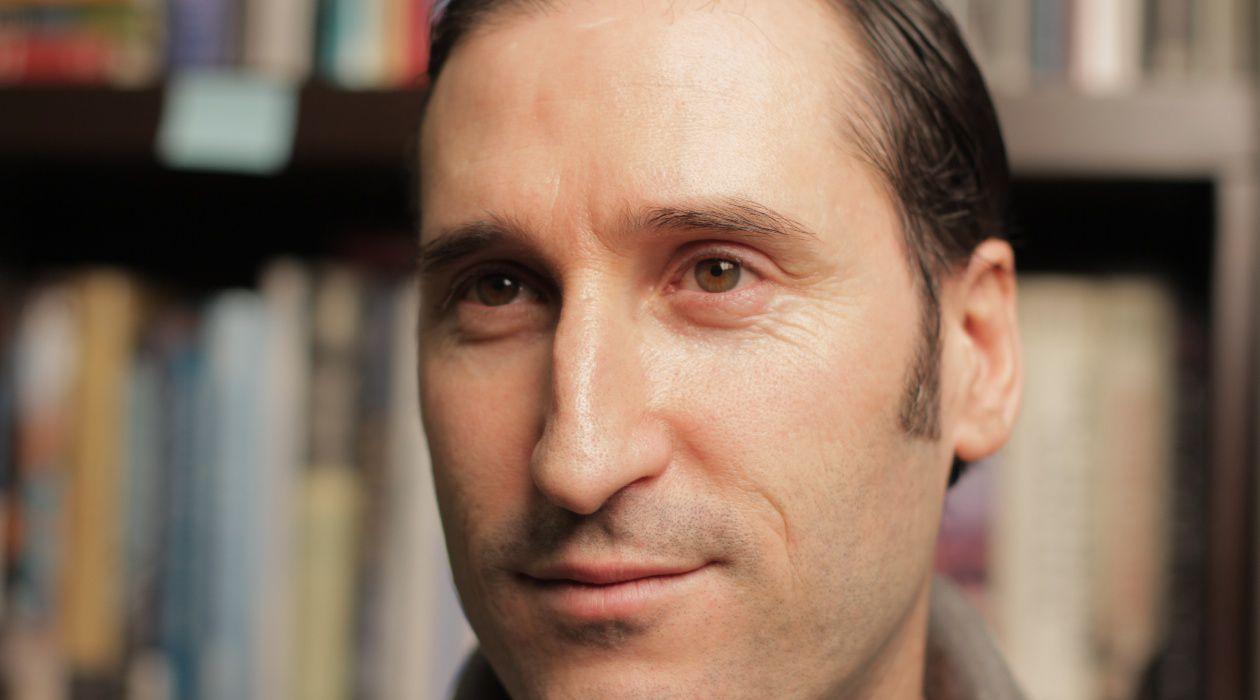 """Gordimer's Heir: Kenneth Bonert is the author of the debut novel """"The Lion Seeker."""""""