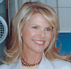 Uptown Girl: Honorary chair Christie Brinkley attended the Wild Wild West Carnival.