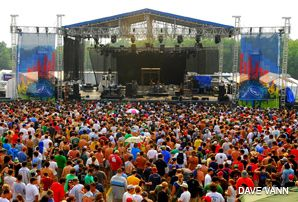 SOUNDS OF SUMMER: A crowd gathers at Camp Bisco, a two-day music-and-camping festival that took place in July in Mariaville, N.Y.