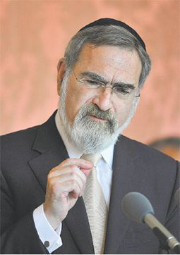 Life and Death: Chief Rabbi of England Jonathan Sacks ruled that brain stem death does not permit heart and lung donations.