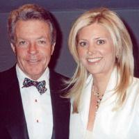 Dan Lufkin and Cynthia Lufkin