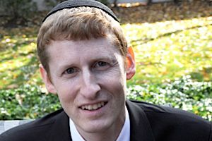Upheld: Rabbi Shlomo Weissmann is director of the Beth Din of America. Its pre-nuptial agreement was upheld by a state court.