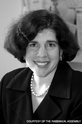 SCHONFELD: The New York rabbi will be the first woman to lead the Rabbinical Assembly.