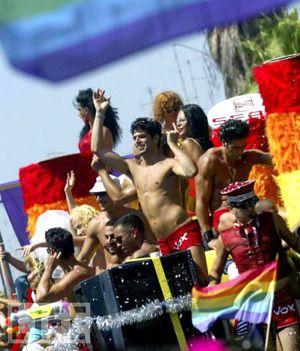 Hot Spot: Tel Aviv excursions target gay travelers.