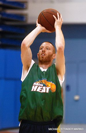 HOOPS: Tamir Goodman, an Orthodox player, recently joined the Maccabi Haifa Heat Professional Basketball Club.