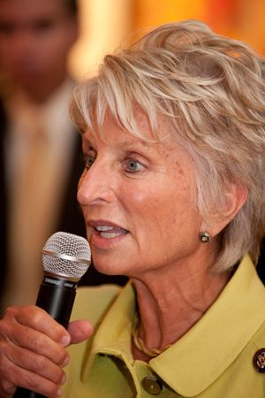 Survivor: Jane Harman has experienced her share of tough fights.