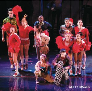 LOST IN TRANSLATION?: Israel will become the third country to stage ?High School Musical.? The play will tour the country in August.