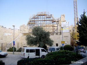 RECONSTRUCTION: By 2011, Jerusalem's Hurva synagogue is slated to be rebuilt -- again