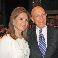 Bonnie Englebardt Lautenberg and Senator Frank Lautenberg