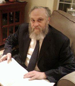 Rabbi and Judge: Rabbi Moshe Kletnick believes Orthodox courts should be involved in sex abuse cases.