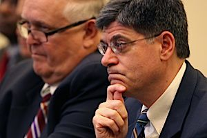 What?s for Lunch?: Jack Lew might go hungry at treyf Inaugural Lunch.