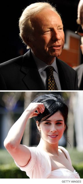 BIG NAMES: Joe Lieberman and Sarah Silverman were among the players for the Jewish vote.