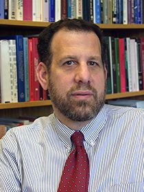 Research: Leonard Saxe is a leading Jewish demographer.