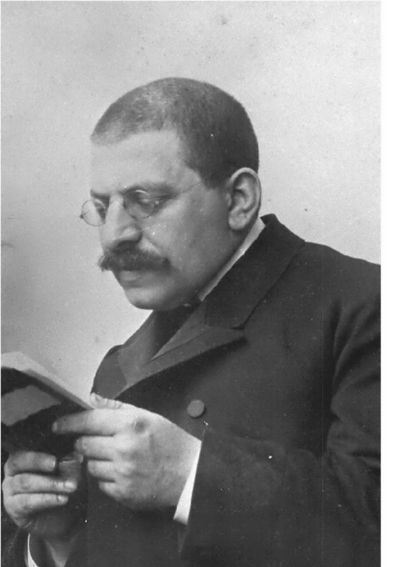 Magnus Hirschfeld, a man Freud referred to as a ?flabby, unappetizing fellow.?