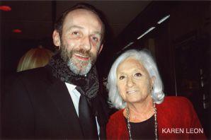 Movie Night: Karl Markovics and Marion Wiesel.