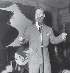 Part Savant, Part Smart Aleck: Tormé performing in the 1950s.