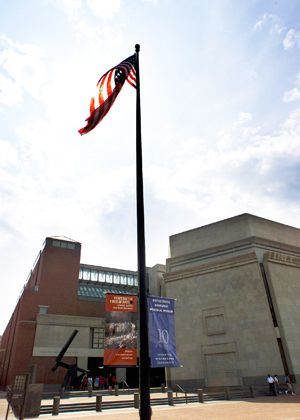 Cathedral of Memory: The United States Holocaust Memorial Museum in Washington D.C.