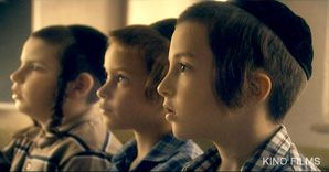 Deep Look: David Volach's new film depicts Haredi society, in particular the 'Lithuanian' yeshiva world.
