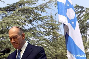 UNDER INVESTIGATION: While Israel was celebrating its 60th anniverary, a cloud of suspicion surrounded Prime Minister Ehud Olmert, who is facing allegations that interests to which he is tied received funds from the New York-based fundraising arm of The New Jerusalem Foundation.