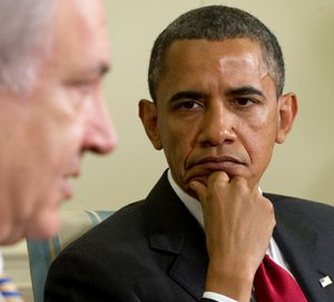 Bibi and Obama: Oren?s role has been largely circumscribed by the rough patch in American-Israeli relations.