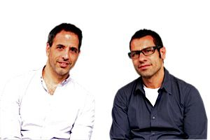 In the Kitchen: Isreali chef Yotam Ottolenghi and Palestinian chef Sami Tamimi have worked together in London for over a decade.