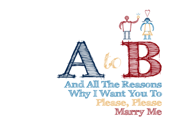 Brad Pilcher created an original children?s book to pop the question to his wife, Amy.