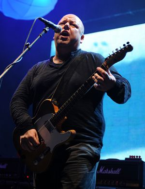 Sing It: Frank Black of the Pixies.