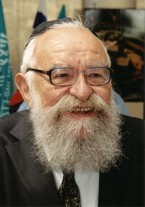 Take It Easy: Although Rabbi Amital was serious about Torah, he never took himself too seriously.