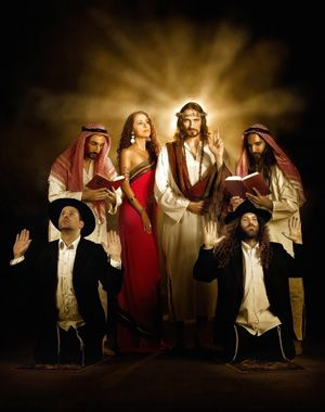 Abrahamic Karma: Can three fractious religions descended from the same patriarch be joined in harmony by Israeli metal music?