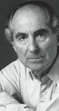 Nathan Zuckerman: From certain angles, bears a striking resemblance to Philip Roth.