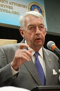 Brooklyn District Attorney Charles Hynes
