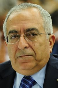 Prime Minister Salam Fayyad
