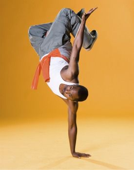 With Outstretched Arms: Rennie Harris has dedicated his life to hip-hop and the empowerment of dance.