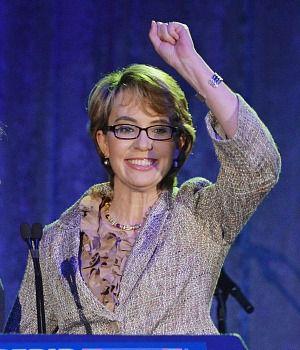Ex-Rep. Gabrielle Giffords