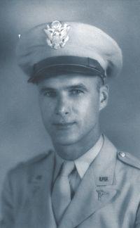 Lost Forever: Dr. Paul Traub, circa 1942.