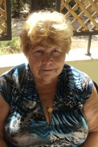 Thankful Rescuer: Jaroslawa Lewicki, who rescued Jews during the Holocaust, was grateful for the chance to move from Ukraine to Israel.