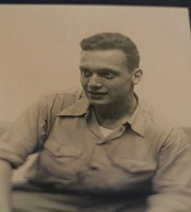 Harry Ettlinger, circa 1944