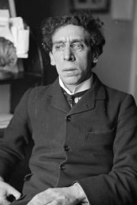 Famed Authors: The Jewish Publication Society was once a giant house, pubishing works by famed authors like Israel Zangwill, shown here in 1913.