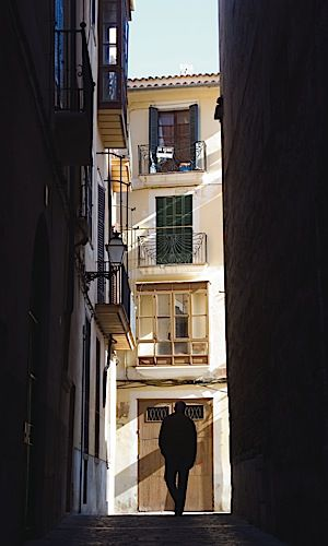 Waves of Violence: The Jews of Palma de Mallorca were forced to live in ?ghettos,? like the one above, beginning around the Roman era.
