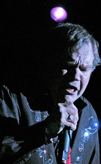 Entertainer: Meat Loaf