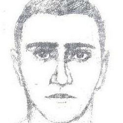 Wanted: Authorities issued this sketch of an American citizen suspected of helping the Bulgaria suicide bomber carry out his attack.