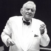 A Farewell To Lenny: Leonard Bernstein conducted his final concert at Tanglewood in 1990.