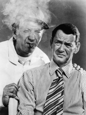 Neat Freak: Tony Randall?s persnickety Felix Unger was a quintessential nebbish, playing alongside Jack Klugman in TV?s ?The Odd Couple.?